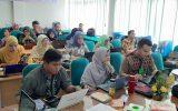 Kegiatan Coaching Web Content Universitas Dharma Andalas