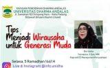 """Mutiara Ramadhan: """"Tips Menjadi Wirausaha untuk Generasi Muda"""""""