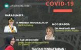"""Webinar """"Potret Pariwisata Nasional Dalam Masa krisis Covid 19"""""""